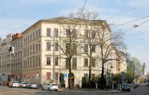 Wohnhaus Elsterstraße 48 Leipzig