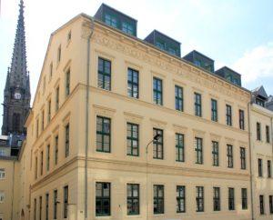 Wohnhaus Emilienstraße 18 Leipzig