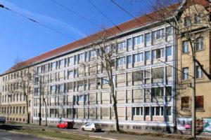 Ehem. Verwaltungsgebäude Eutritzscher Straße 19 Leipzig