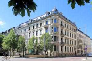 Wohnhaus Ferdinand-Lasalle-Straße 9 Leipzig