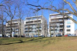 Wohnhäuser Ferdinand-Lassalle-Straße 3/4/4a Leipzig