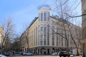 Wohnhaus Beethovenstraße 23/Ferdinand-Rhode-Straße 3b Leipzig