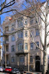 Wohnhaus Ferdinand-Rhode-Straße 29 Leipzig