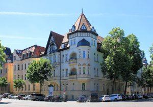 Wohnhaus Feuerbachstraße 1 a Leipzig