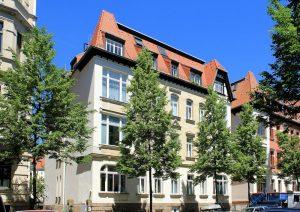 Wohnhaus Feuerbachstraße 8 Leipzig