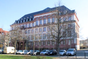 Finanzamt Leipzig II (ehem. Verwaltungsgebäude des Mitteldeutschen Braunkohlen-Syndicats