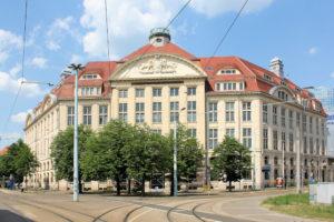 Finanzamt Leipzig I (ehem. Städtisches Leihhaus)