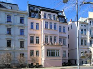 Wohnhaus Floßplatz 29 Leipzig