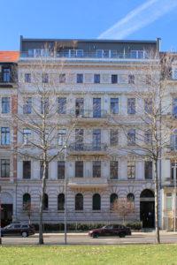 Wohnhaus Floßplatz 33 Leipzig