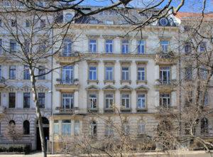 Wohnhaus Floßplatz 34 Leipzig