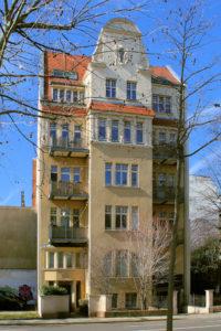 Wohnhaus Floßplatz 26 Leipzig