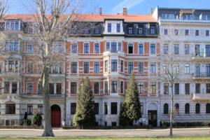 Wohnhaus Floßplatz 32 Leipzig