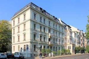 Wohnhaus Floßplatz 28 Leipzig