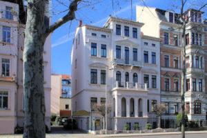 Wohnhaus Floßplatz 30 Leipzig