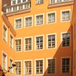 Fregehaus Leipzig, Hof