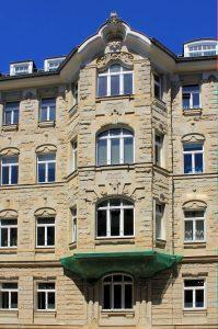Wohnhaus Fregestraße 29 Leipzig