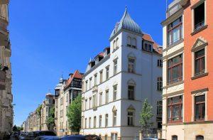 Wohnhaus Fregestraße 35 Leipzig