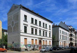 Wohnhäuser Fregestraße 1 und 3 Leipzig