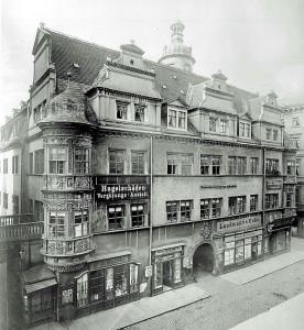 Fürstenhaus Leipzig 1895