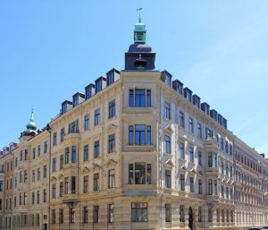 Wohnhaus Funkenburgstraße 16 Leipzig