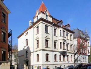 Wohnhaus Funkenburgstraße 27 Leipzig