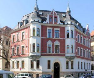 Wohnhaus Funkenburgstraße 29 Leipzig