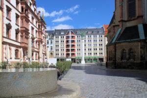 Gästehaus der Universität Leipzig