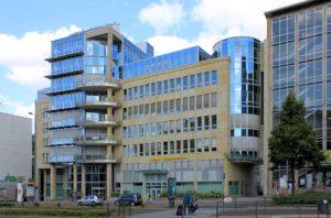 Verwaltungsgebäude Georgiring 3 Leipzig