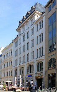 Geschäftshaus Zum Rosenkranz Leipzig