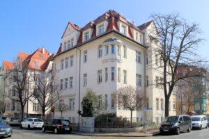 Wohnhaus Trufanowstraße 12 Leipzig