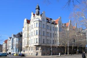 Wohnhaus Gohliser Straße 7 Leipzig
