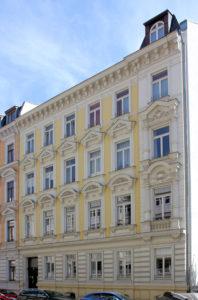 Wohnhaus Gottschedstraße 25 Leipzig
