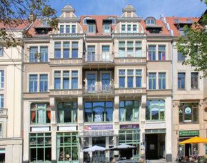 Wohnhaus Gottschedstraße 6 Leipzig
