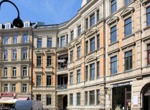 Wohnhaus Gottschedstraße 20 Leipzig