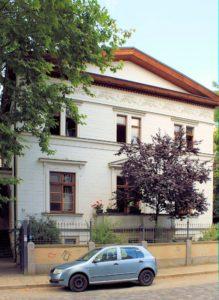 Villa Chopinstraße 13 Leipzig