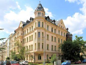 Wohnhaus Kreuzstraße 3 b Leipzig