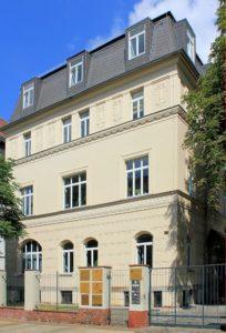 Wohn- und Geschäftshaus Salomonstraße 26 bis 28 Leipzig