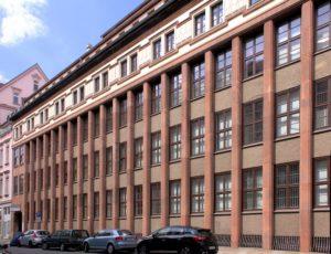 Grassi-Textilmessehaus Leipzig