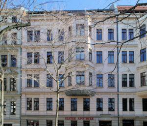 Wohnhaus Grassistraße 9 Leipzig