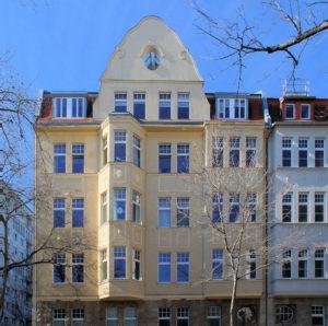 Wohnhaus Grassistraße 22 Leipzig