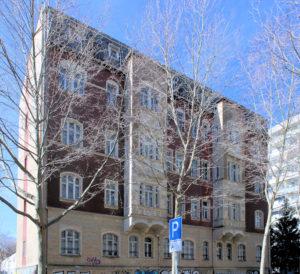 Wohnhaus Grassistraße 40 Leipzig
