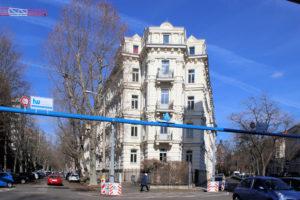 Wohnhaus Grassistraße 21 bis 23/Simsonstraße 11 Leipzig