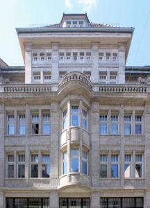 """Geschäftshaus """"Grauer Wolf"""" Leipzig"""