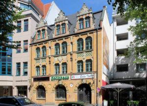 Geschäftshaus Große Fleischergasse 19 Leipzig