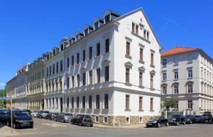 Wohnhaus Gustav-Adolf-Straße 8 Leipzig