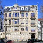 Zentrum-West, Gustav-Mahler-Straße 8