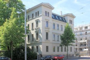 Wohnhaus Gustav-Mahler-Straße 1 Leipzig