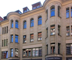 Wohn- und Geschäftshaus Härtelstraße 23 Leipzig