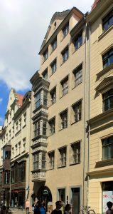 Wohnhaus Hainstraße 8 Leipzig