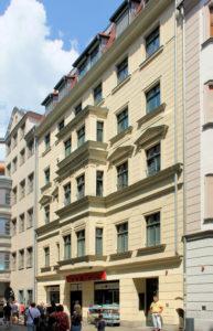 Wohn- und Geschäftshaus Hainstraße 6 Leipzig